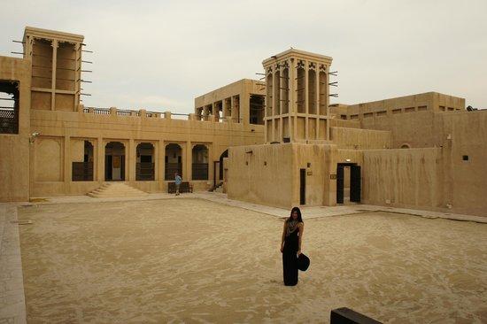 Bastakia Quarter: Inside the museum