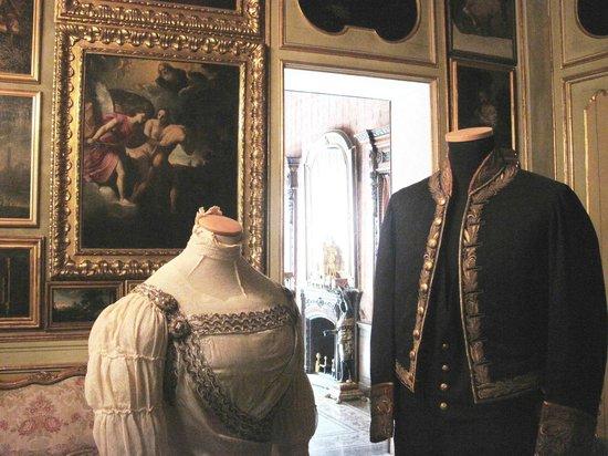Una sala di Palazzo Morando