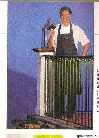 Rossellinis Restaurant : Chef Pino Lavarra
