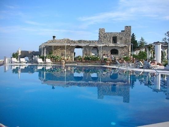 Belmond Hotel Caruso: Piscina