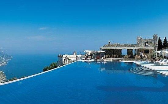 Belmond Hotel Caruso: Piscina panoramica
