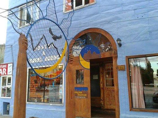 Patagonia Aventura: Fachada