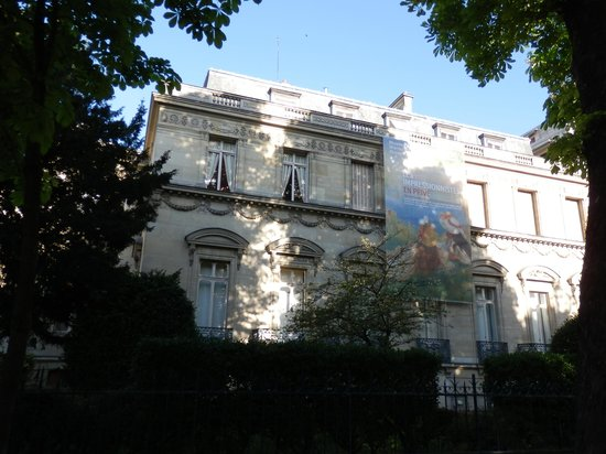 Museo Marmottan Monet: façade