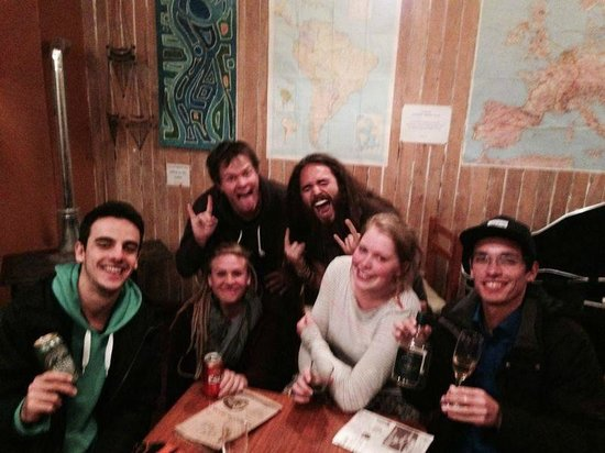Patagonia Aventura: Novas amizades em Puerto Natales