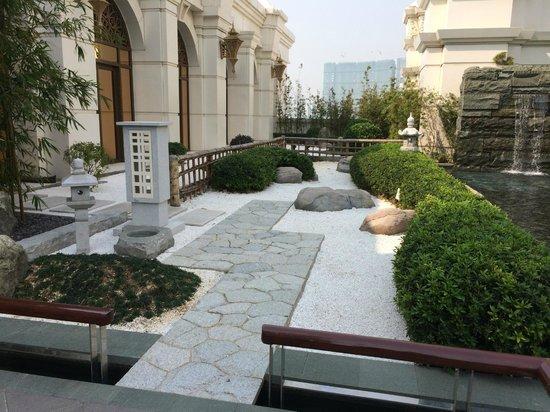 Hotel Okura Macau : Zen Garden