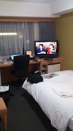 Richmond Hotel Hakata Ekimae : 部屋