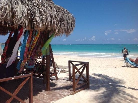 Bavaro Princess All Suites Resort, Spa & Casino : la plage