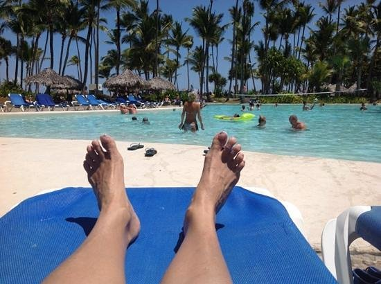 Bavaro Princess All Suites Resort, Spa & Casino : piscine