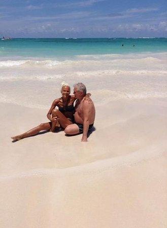 Bavaro Princess All Suites Resort, Spa & Casino: plage super