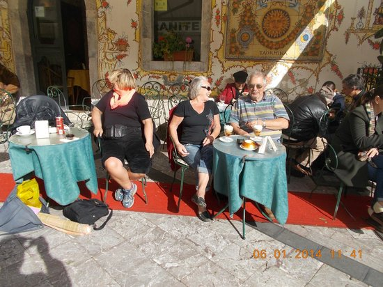 Bam Bar: Frühstück im Jänner