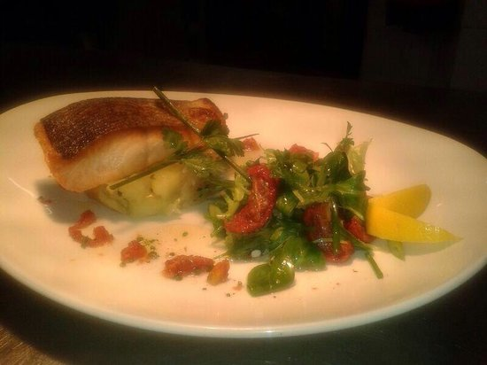 The George Inn Cafe : Dishes