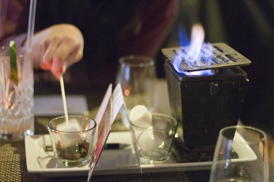 Midtown Grill: Smores Bar with Check