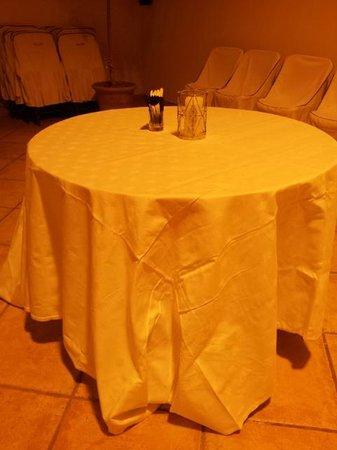 Hotel Vita Palmera Plaza : Montaje boda