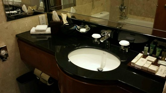 Hilton Singapore : Bathroom