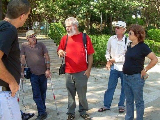Israel4All Day Tours : Israel Tour - Accessible - guided by Eli Meiri