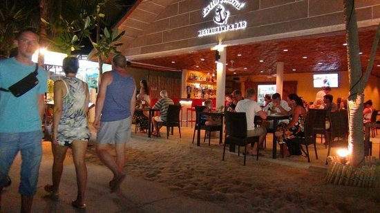 Lillo Island Resort Beachfront Restaurant & Bar on kamala Beach