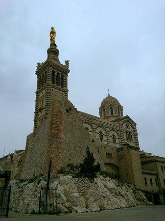 Basilique Notre-Dame de la Garde : Базилика