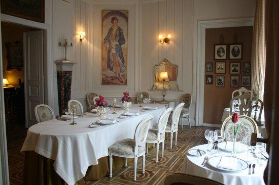 Pod Gigantami Exclusive Restaurant : dinning room 1