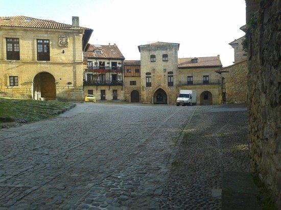 Plaza Mayor de Ramon y Pelayo : Plaza mayor