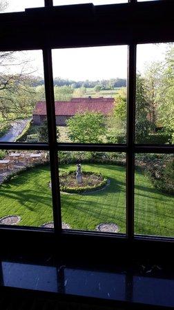 Hotel Torenhof: Prachtig uitzicht