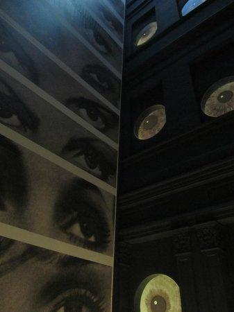 Room Mate Pau : open ruimte op de 2de verdieping