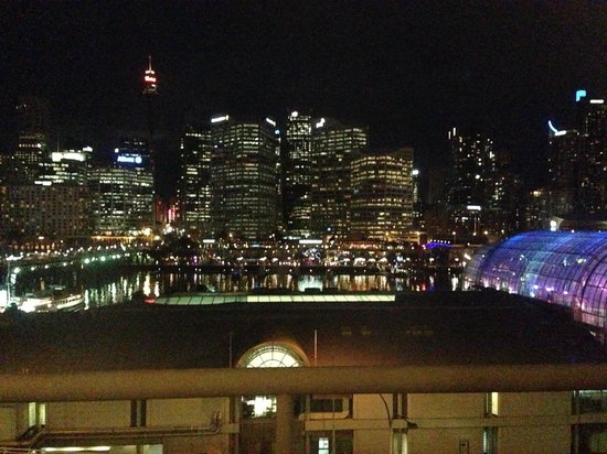 Ibis Sydney Darling Harbour : Views from our room