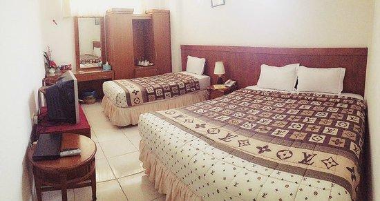 Havilla Maranatha Hotel: Superior