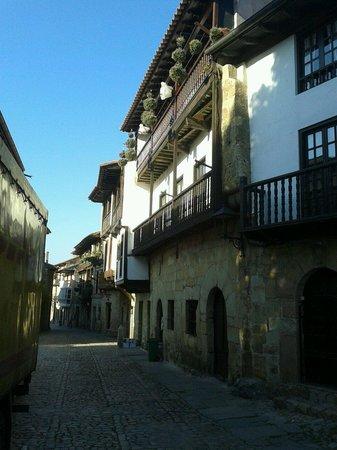 Calle de Juan Infante: Juan infante