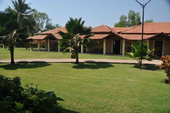 Holiday Inn Resort Goa: Вид из номера
