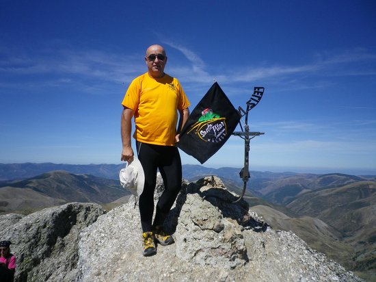 Hotel II Virrey: En la cima del Pico Urbión