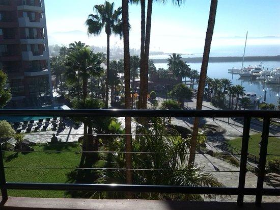 Hotel Coral & Marina: Hermoso amanecer