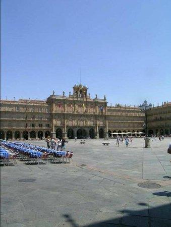 Plaza Mayor: Ayuntamiento