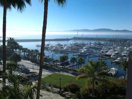 Hotel Coral & Marina: Bella vista desde la habitación.