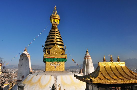 Utmost Adventure Trekking - Day Tours: Swayambhunath Stupe