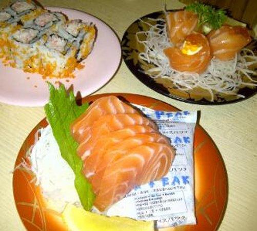 Sushi Tei - Plaza Indonesia : Sushi @ Sushi-Tei