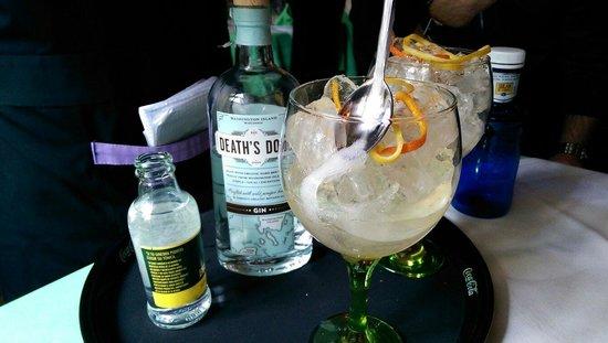 ALIOLI : Perfect gin