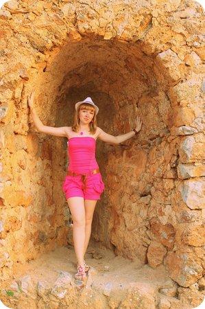 Alanya Kalesi (Castle): Я