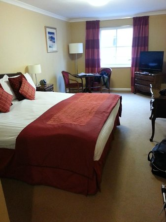 BEST WESTERN Inverness Palace Hotel & Spa: Bedroom