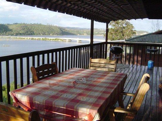 Phantom View Lodges : The Deck