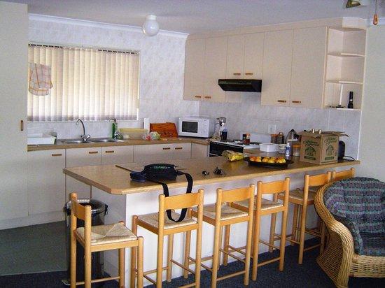 Phantom View Lodges : Kitchen