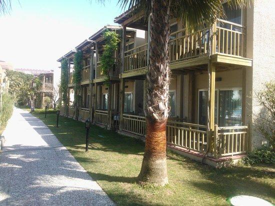 Paloma Oceana Resort: Bungalows