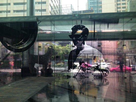 Le Meridien Bangkok : Lobby