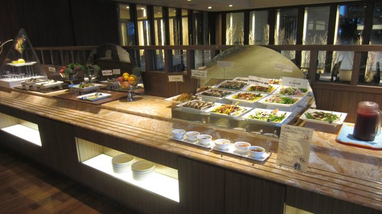 Hotel Matsushima Taikanso: Buffet