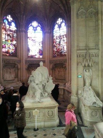Chapelle Royale St-Louis: Louis Philippe