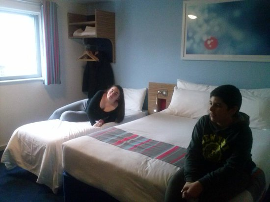 Travelodge London Central Southwark: habitacion
