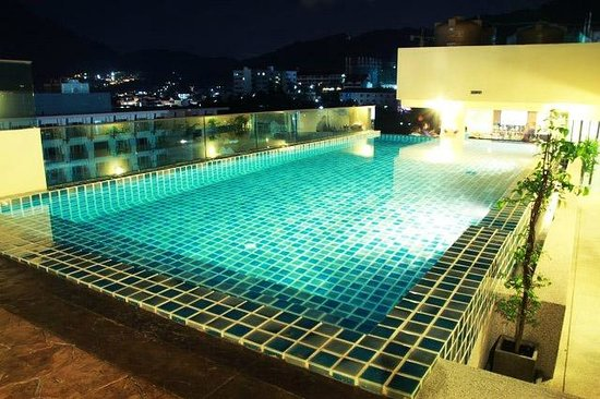 Hemingways Silk Hotel : Swimming Pool