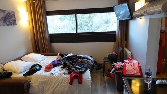 Residence Soleil Vacances Les Menuires : séjour