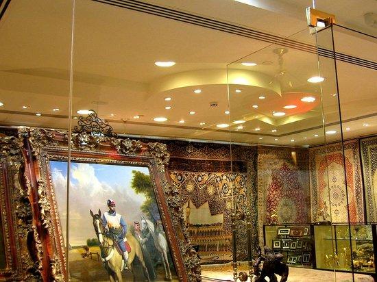 Burj Al Arab Jumeirah: Сувениры ручной работы