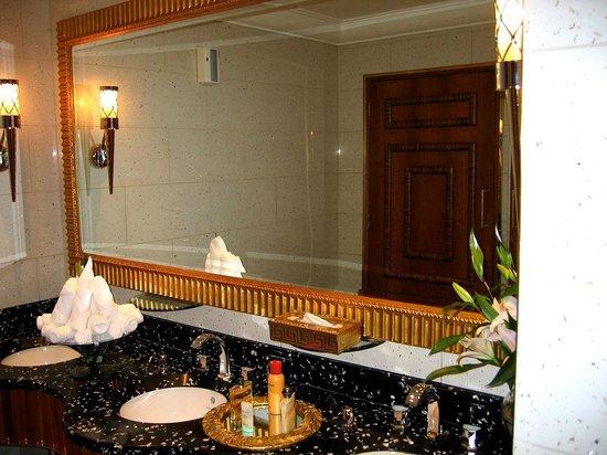 Burj Al Arab Jumeirah : Общественная уборная