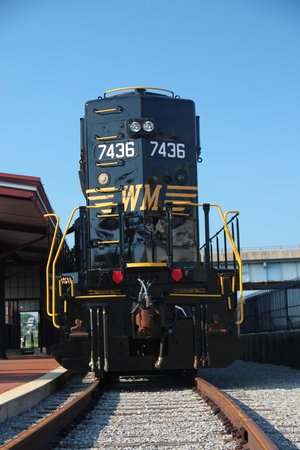 Western Maryland Scenic Railroad: A train lovers paradise